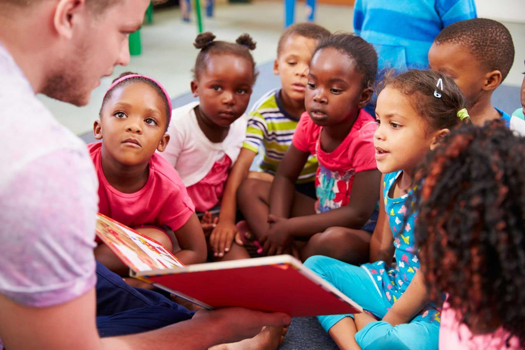 Teachers with daycare children
